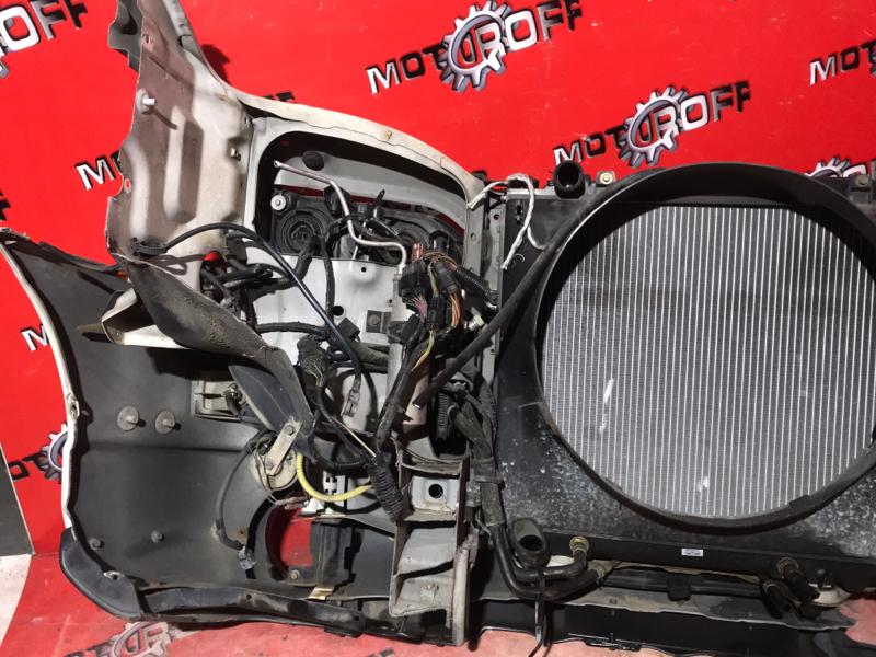 Nose cut Mitsubishi Delica Space Gear PD6W 6G72 1997 (б/у)