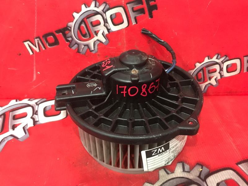 Вентилятор (мотор отопителя) Honda Civic Ferio ES1 D15B 2000 (б/у)