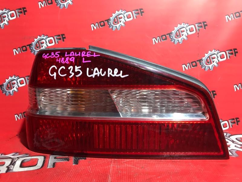 Фонарь (стоп-сигнал) Nissan Laurel GC35 RB25DE 1997 задний левый (б/у)