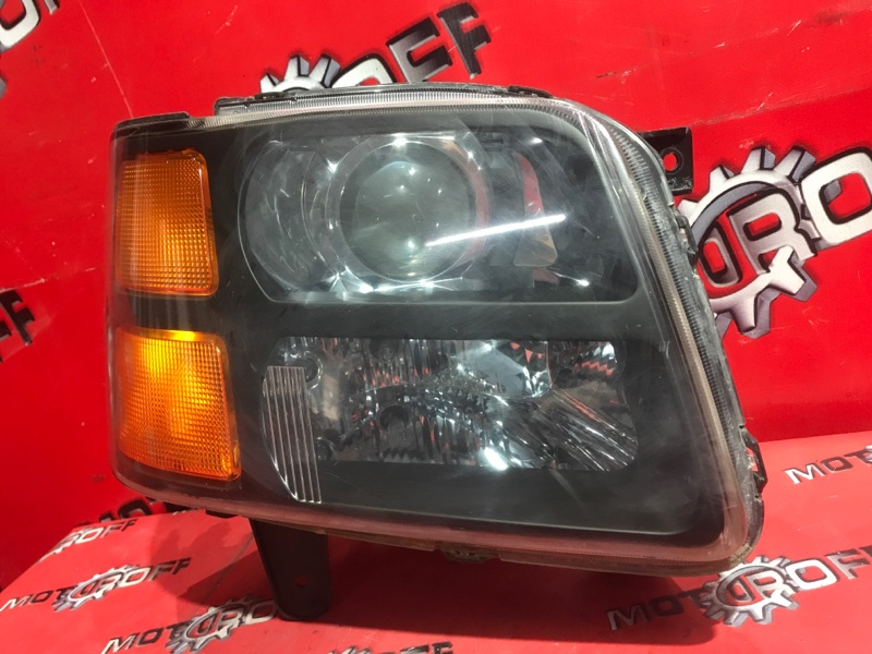 Фара Suzuki Wagon R Solio MA34S K10A 2000 передняя правая (б/у)