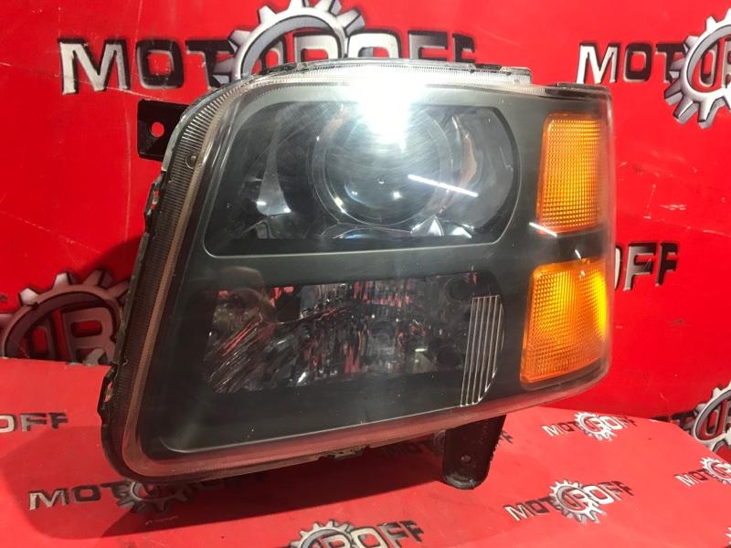 Фара Suzuki Wagon R Solio MA34S K10A 2000 передняя левая (б/у)