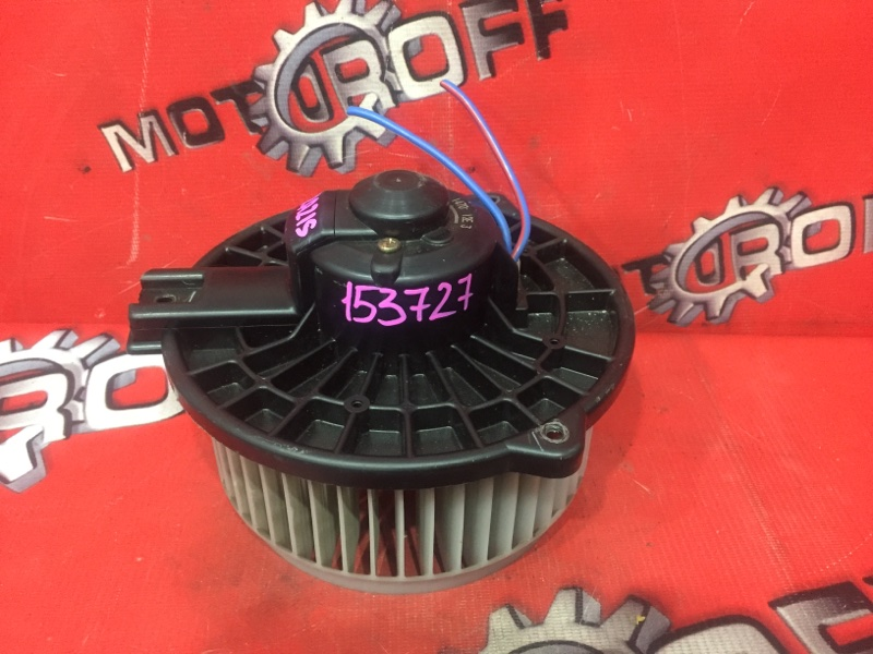 Вентилятор (мотор отопителя) Suzuki Aerio RA21S M15A 2001 (б/у)