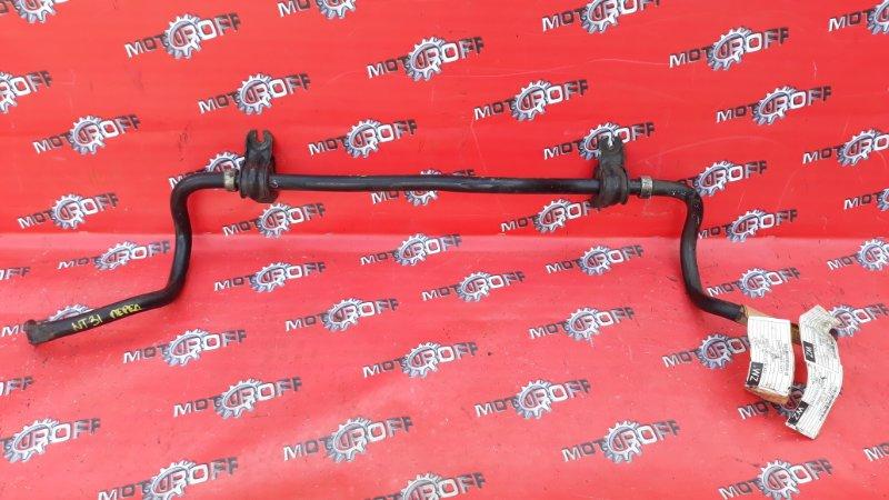 Стабилизатор поперечной устойчивости Nissan X-Trail NT31 MR20DE 2007 передний (б/у)