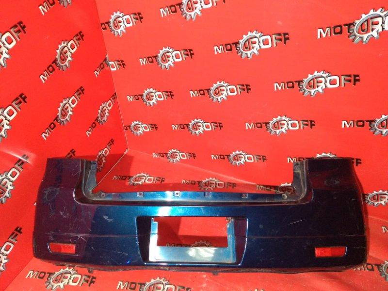 Бампер Mitsubishi Dion CR9W 4G63 2002 задний (б/у)