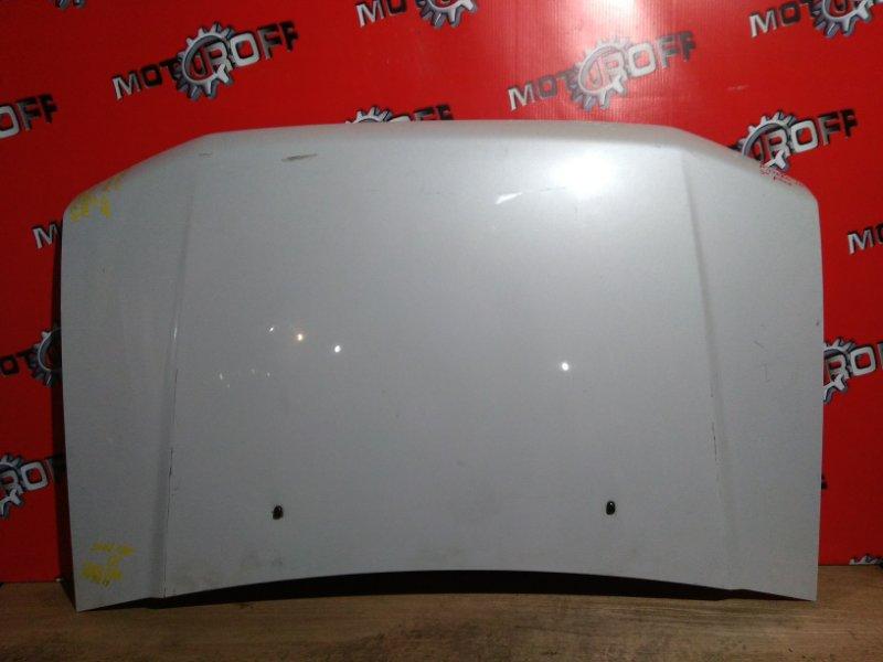 Капот Mitsubishi Pajero Io H76W 4G93 1998 передний (б/у)