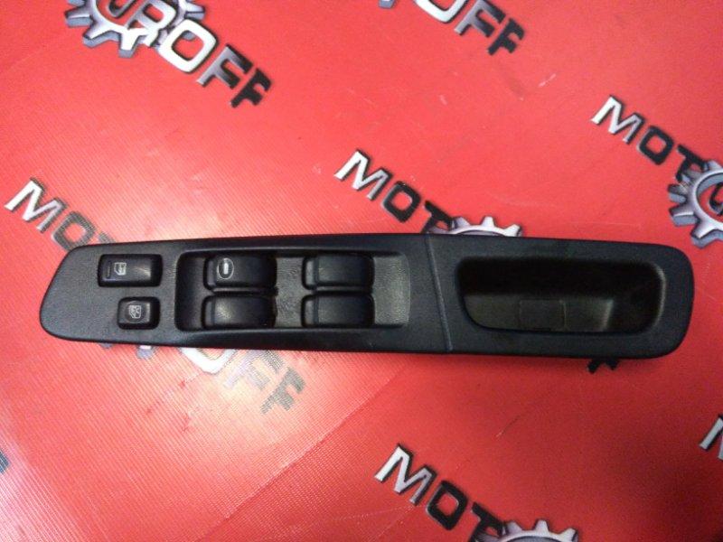 Блок управления стеклоподъемниками Mitsubishi Galant EA1A 4G64 1996 передний правый (б/у)