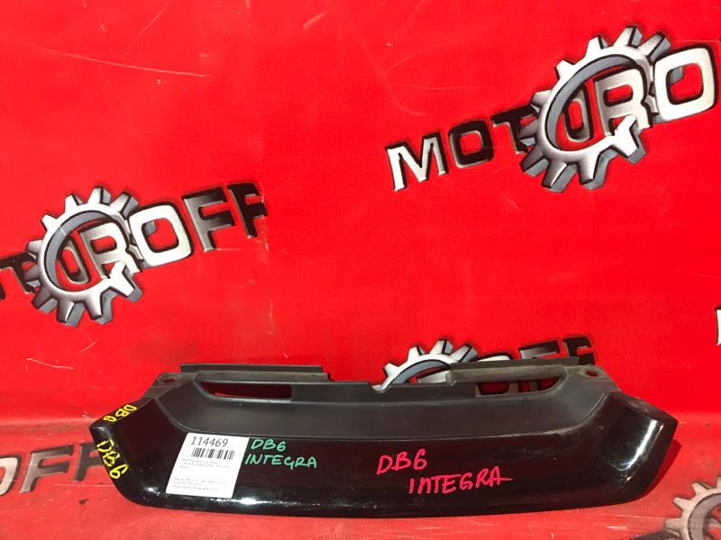 Решетка радиатора Honda Integra DB6 ZC 1995 передняя (б/у)