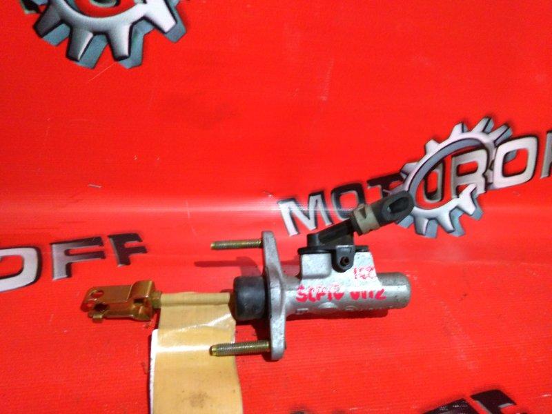 Главный цилиндр сцепления Toyota Vitz SCP10 1SZ-FE 1999 (б/у)