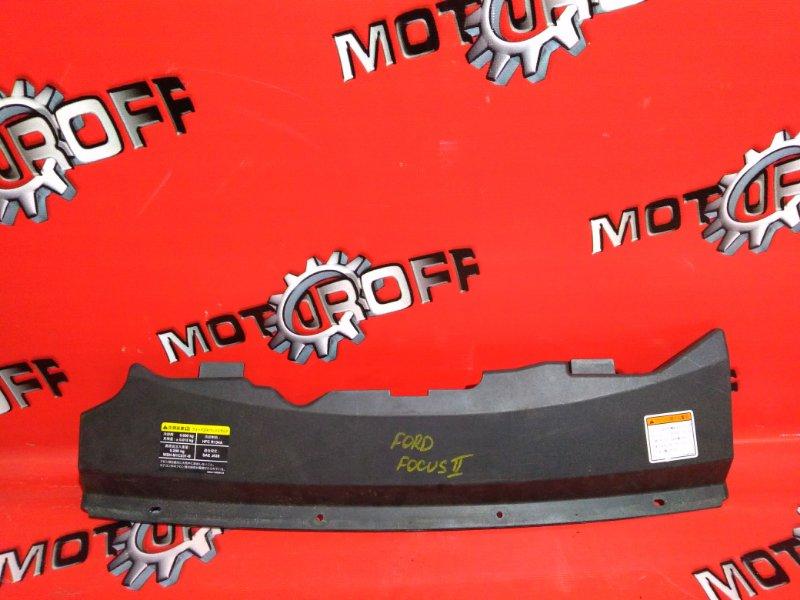 Накладка на решетку радиатора Ford Focus CB4 AODB 2005 (б/у)