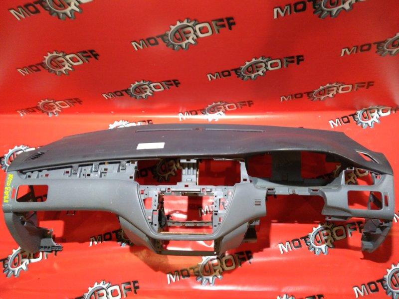 Панель передняя в салон (торпеда) Mitsubishi Lancer CS2A 4G15 2005 (б/у)