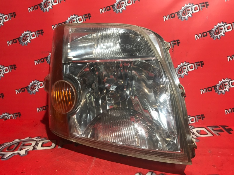 Фара Honda Mobilio GB1 L15A 2001 передняя правая (б/у)