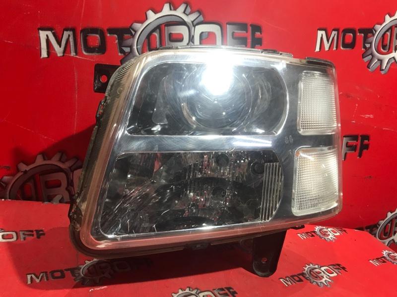 Фара Suzuki Wagon R Solio MA34S M13A 2000 передняя левая (б/у)