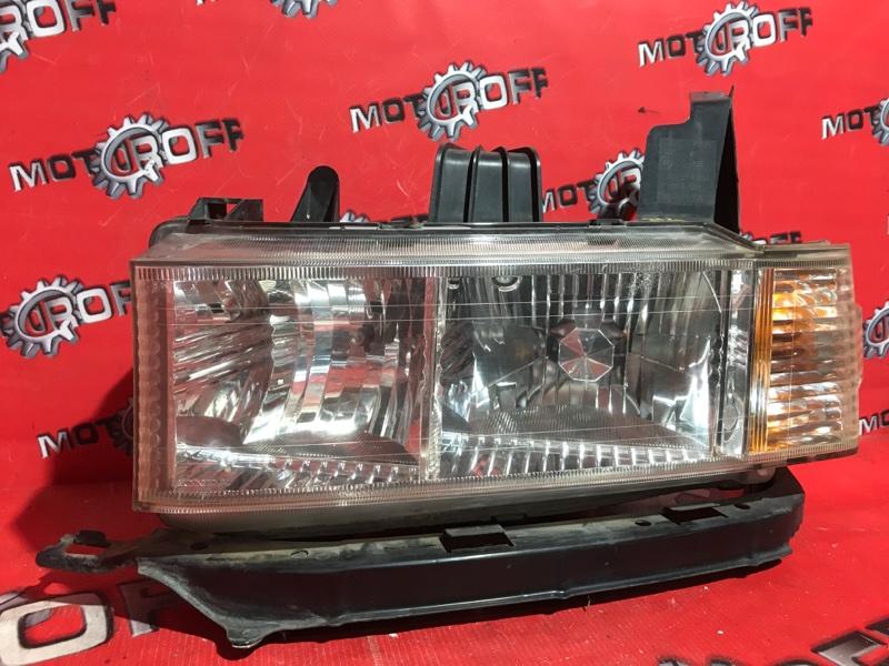 Фара Honda Mobilio Spike GK1 L15A 2002 передняя левая (б/у)