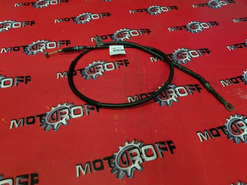 Трос ручника Mazda Rx8 SE3P 13B-MSP 2003 задний левый (б/у)