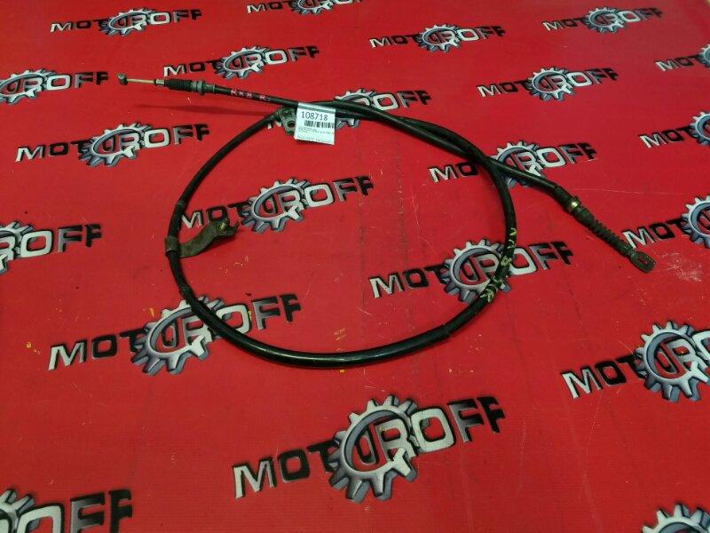 Трос ручника Mazda Rx8 SE3P 13B-MSP 2003 задний (б/у)