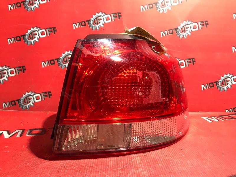 Фонарь (стоп-сигнал) Volkswagen Golf 6 2008 задний правый (б/у)