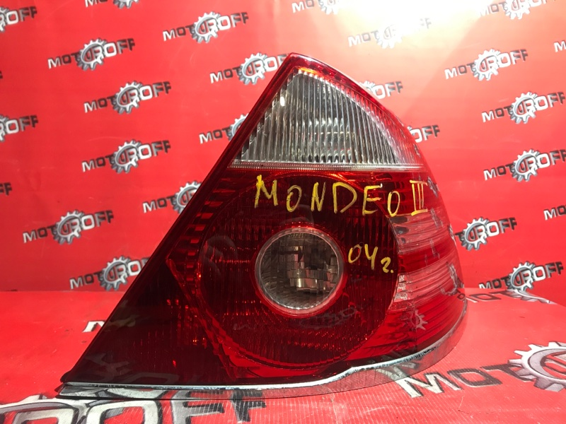 Фонарь (стоп-сигнал) Ford Mondeo III LCB 2000 задний правый (б/у)