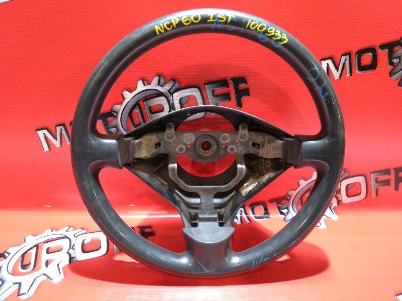 Руль Toyota Ist NCP60 1NZ-FE 2002 (б/у)