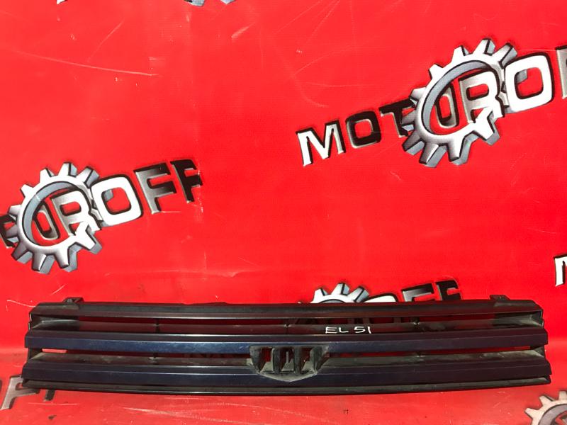 Решетка радиатора Toyota Corsa EL51 4E-FE 1994 передняя (б/у)