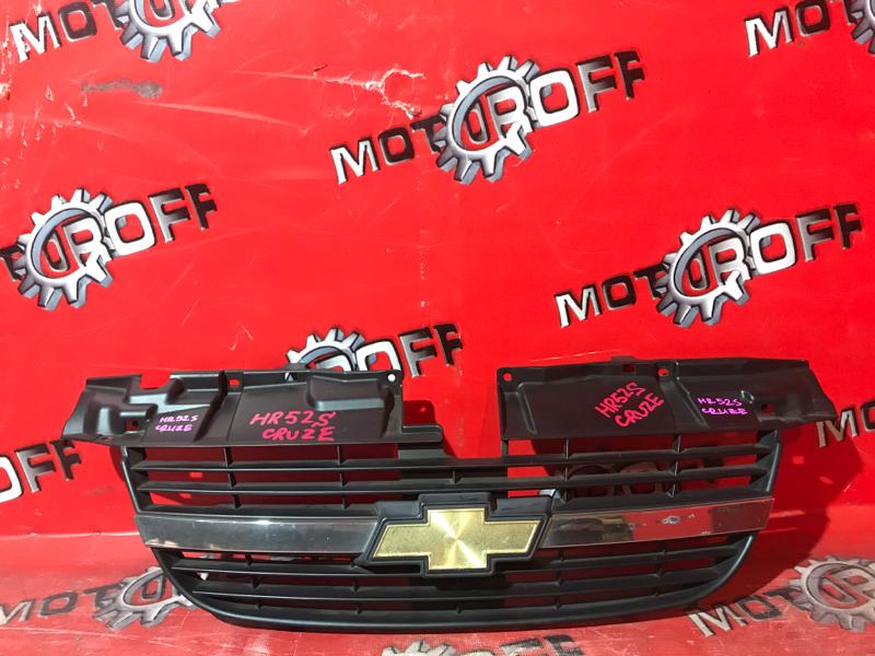 Решетка радиатора Chevrolet Cruze HR51S M13A 2001 передняя (б/у)