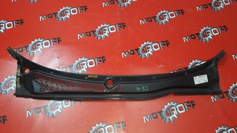 Решетка под лобовое стекло Honda Rafaga CE4 G20A 1993 (б/у)