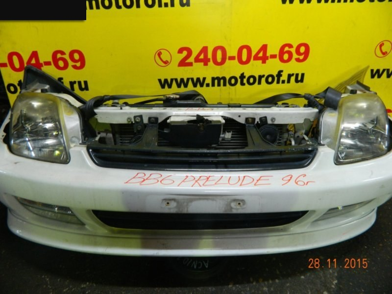 Рамка радиатора Honda Prelude BB6 F22B 1996 (б/у)