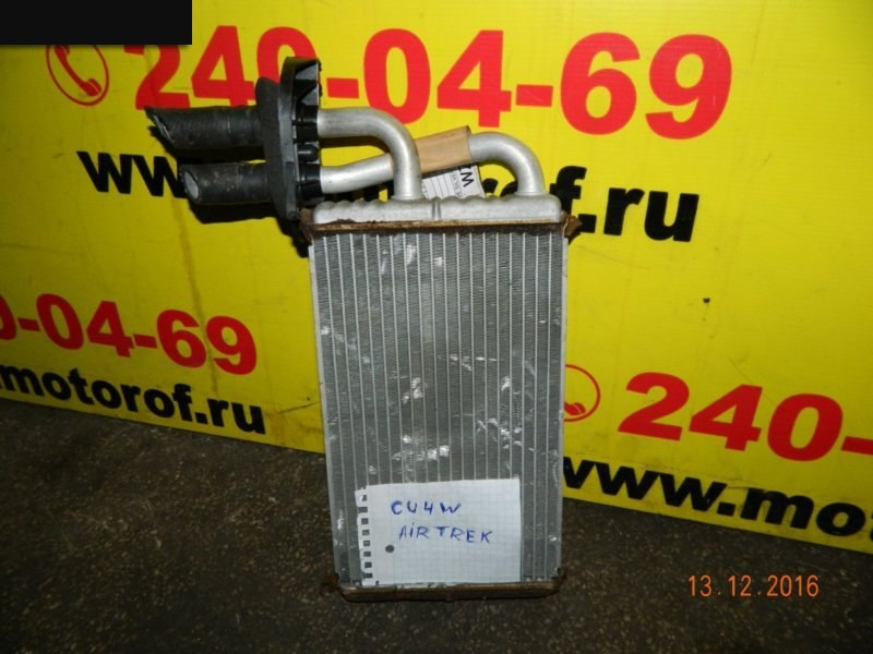 Радиатор отопителя Mitsubishi Airtrek CU2W 4G63 2001 (б/у)