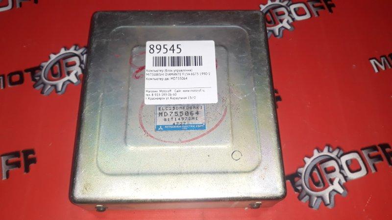 Компьютер (блок управления) Mitsubishi Diamante F15A 6G73 1990 (б/у)
