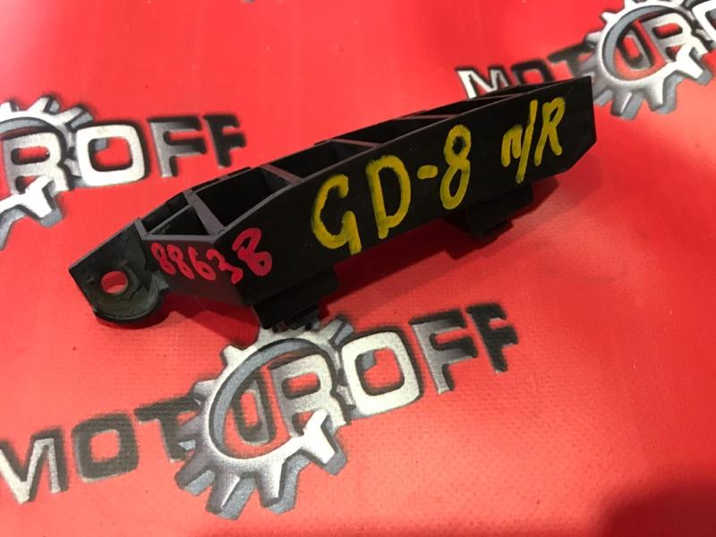 Клипса бампера Honda Fit Aria GD6 L13A 2002 передняя правая (б/у)