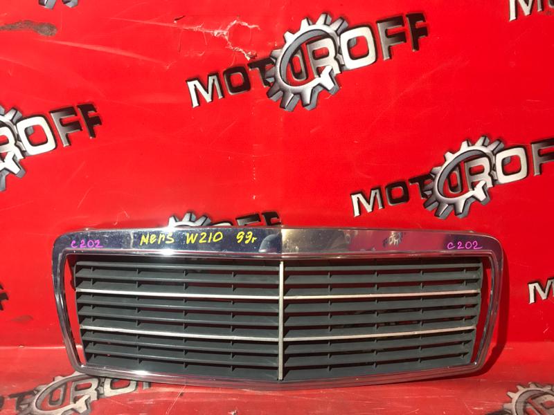 Решетка радиатора Mercedes C240 W202 112.910 1993 передняя (б/у)