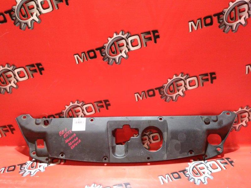 Накладка на решетку радиатора Honda Edix BE1 D17A 2004 (б/у)