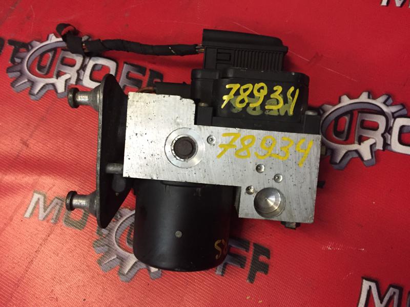 Блок abs (модулятор abs) Mercedes E230 W210 112.911 1995 (б/у)