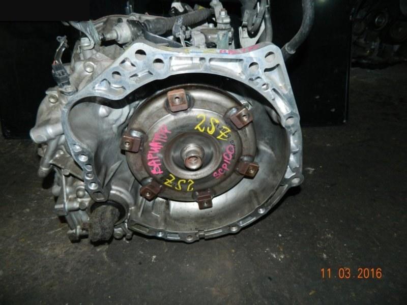 Акпп Toyota Ractis SCP100 2SZ-FE 2005 (б/у)