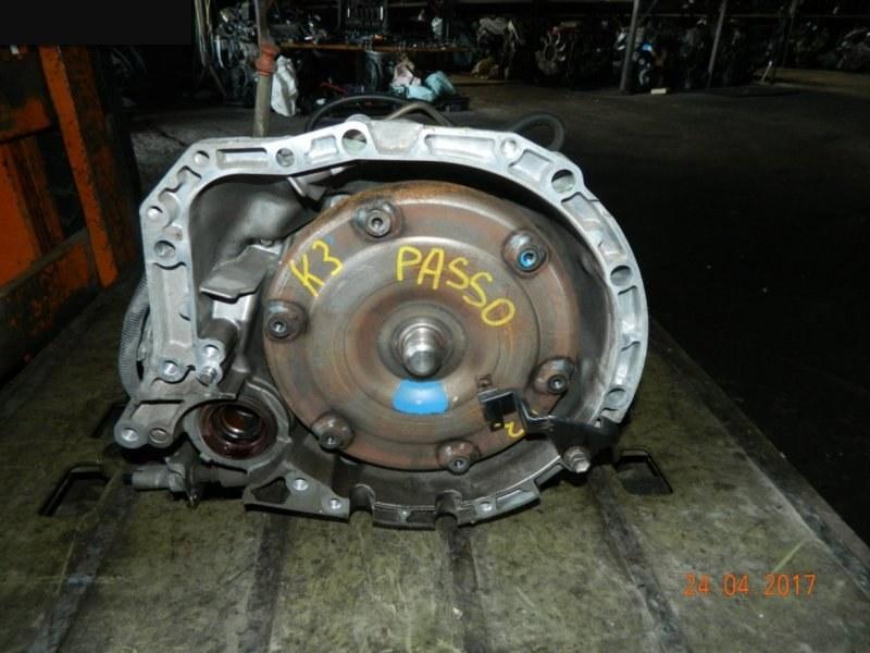 Акпп Toyota Coo M401S K3-VE 2004 (б/у)