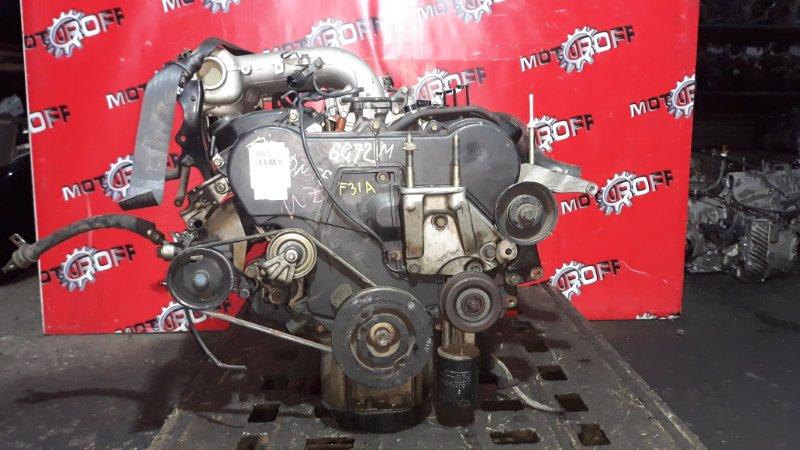 Двигатель Mitsubishi Diamante F36A 6G72 1995 (б/у)