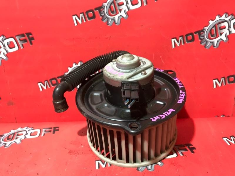 Вентилятор (мотор отопителя) Mazda Titan SY6ET FE 2000 (б/у)