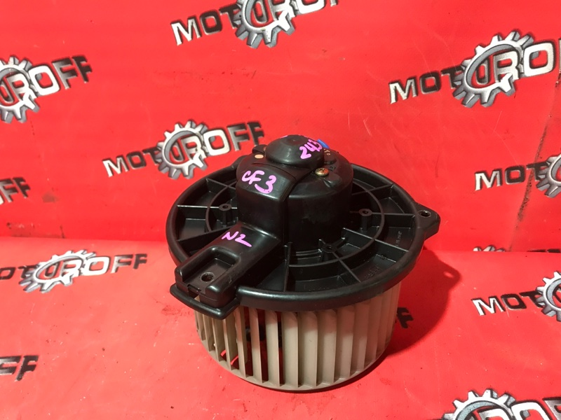 Вентилятор (мотор отопителя) Honda Accord CF3 F18B 1997 (б/у)