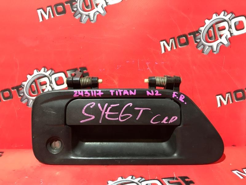 Ручка наружная Mazda Titan SY6ET FE 2000 правая (б/у)