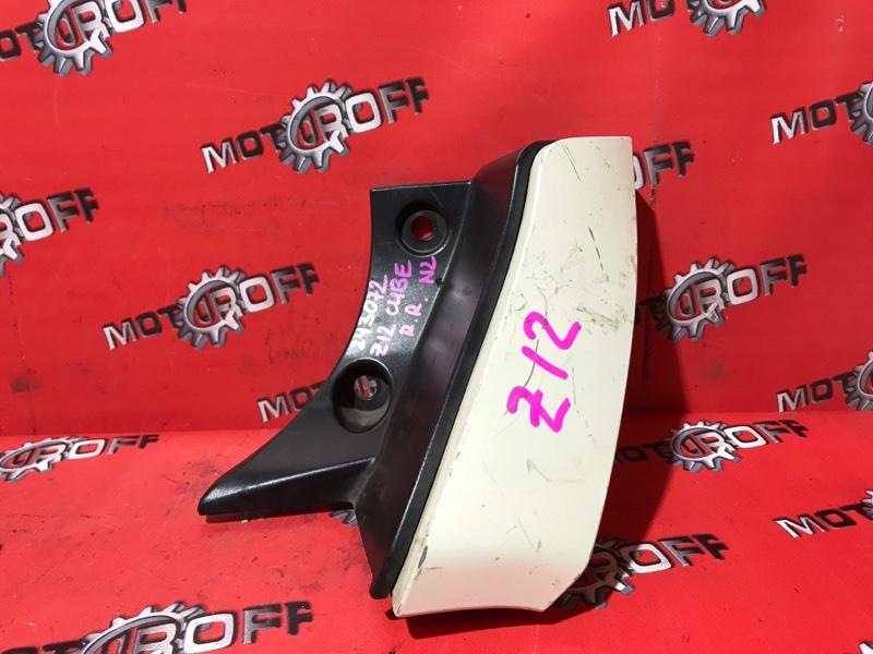 Планка под фонарь Nissan Cube Z12 HR15DE 2008 задняя правая (б/у)