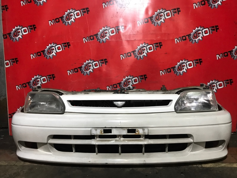 Nose cut Toyota Starlet EP82 4E-FE 1989 (б/у)