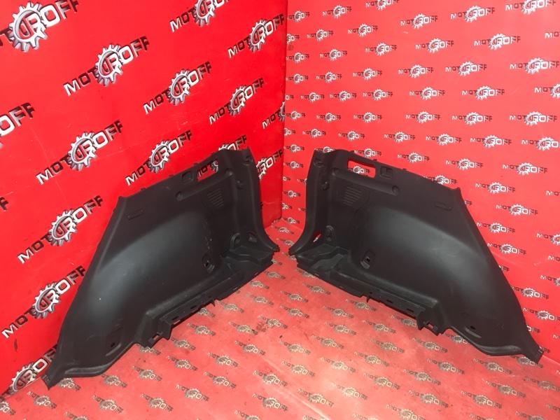 Обшивка багажника Toyota Rav4 ACA36W 2AZ-FE 2005 (б/у)