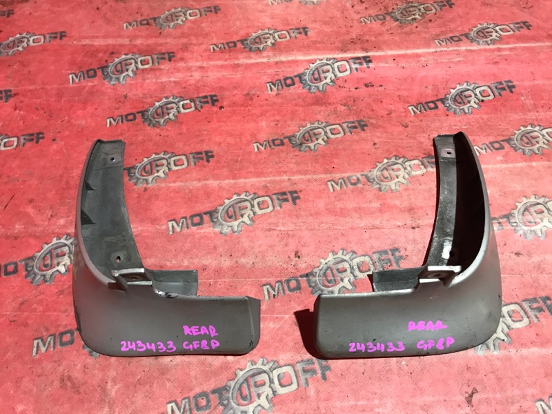 Брызговик Mazda Capella GF8P FP-DE 1997 задний (б/у)