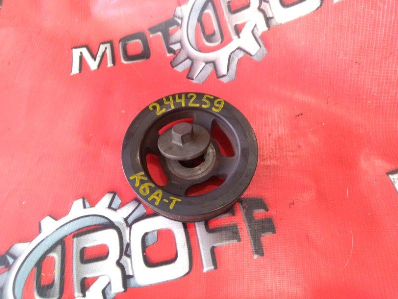 Шкив коленвала Suzuki Jimny JB23W K6A-T 1998 (б/у)