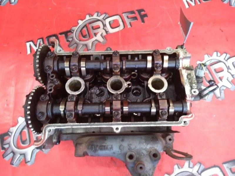 Головка блока цилиндров Suzuki Jimny JB23W K6A-T 1998 (б/у)