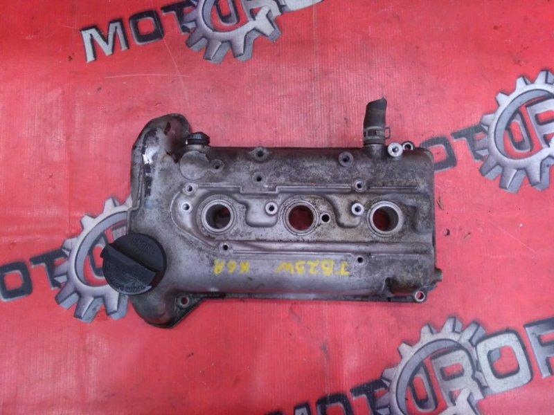 Крышка головки блока цилиндров Suzuki Jimny JB23W K6A-T 1998 (б/у)
