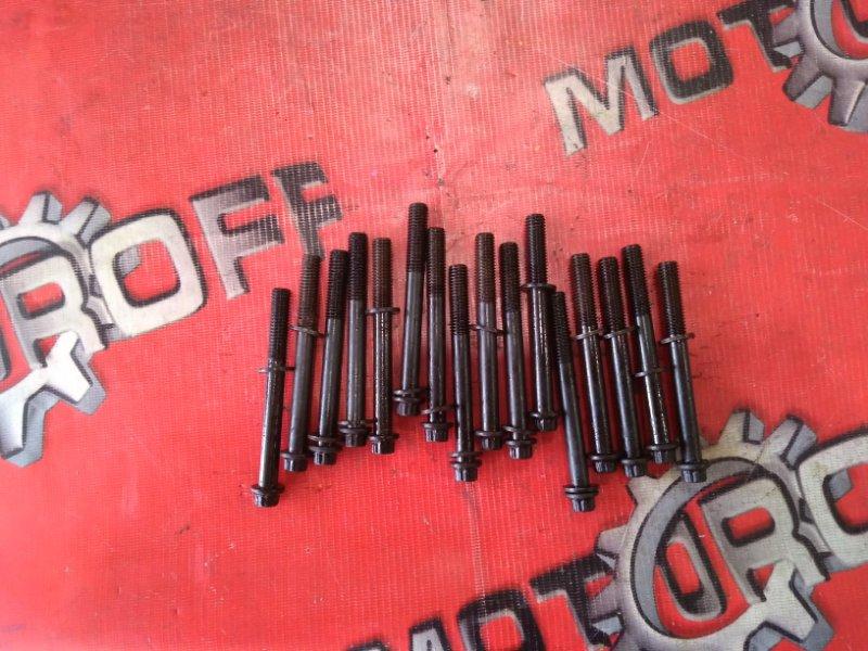 Болт головки блока цилиндров Suzuki Jimny JB23W K6A-T 1998 (б/у)