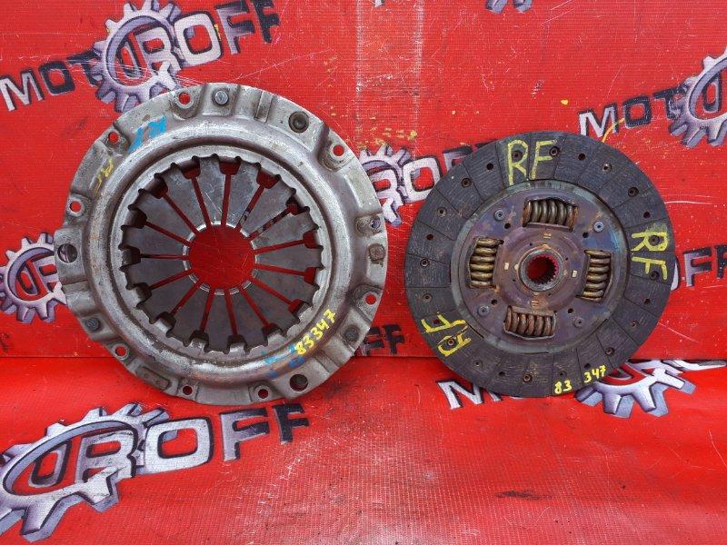 Диск сцепления Mazda Bongo SK82T RF (б/у)