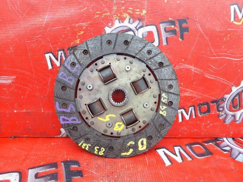 Диск сцепления Mazda Familia BG5P B5 (б/у)