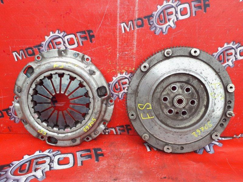 Корзина сцепления Mazda FS (б/у)
