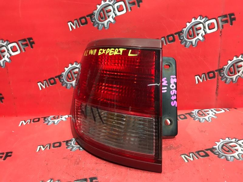 Фонарь (стоп-сигнал) Nissan Expert VW11 QG18DE 1999 задний левый (б/у)